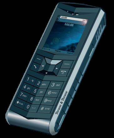 TT-3672 SAILOR Fleetbroadband handset