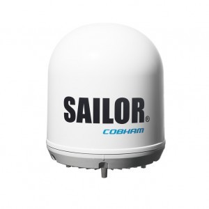 Fleet BroadBand 250 antenna Sailor / Thrane - Thrane TT-3050A