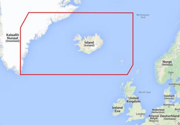 ICELAND AND FAEROE ISLANDS