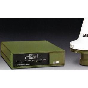 H-2095 B (TT-3020 B or TT-3022 - B ) Inmarsat C Transceiver