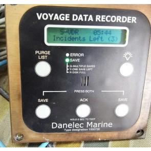 Danelec sVDR DM200 front view