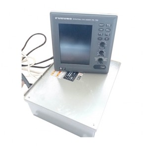 Furuno navigation echosounder: FE-700,  50 kHz, reconditioned