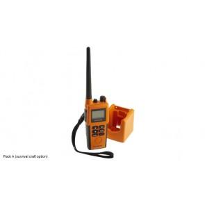 GMDSS VHF R5, Basic Package