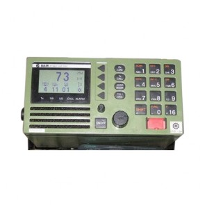 VHF main unit: RT-4822 from Sailor / Thrane-Thrane