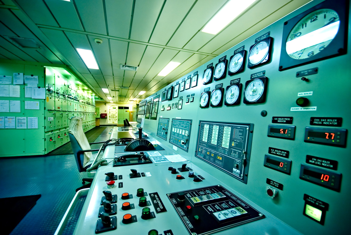 World Class Marine Automation For Effective Ship Management